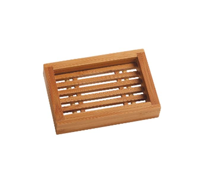 Porte savon bambou magasin bio strasbourg le bio for Set porte savon