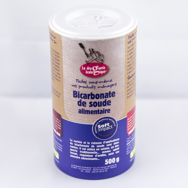 Bicarbonate de soude 1kg magasin bio strasbourg le bio for Detartrage bicarbonate de soude